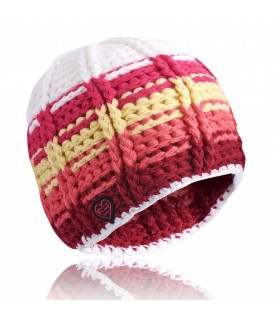 Bonnet Maille Rayures