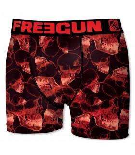 Boxer Freegun garçon Skull