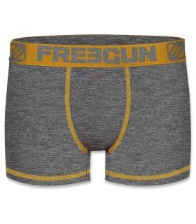 Boxer Freegun homme Uni ceinture coloré