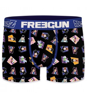 Boxer Homme Dragon Ball Z Mosaic Freegun