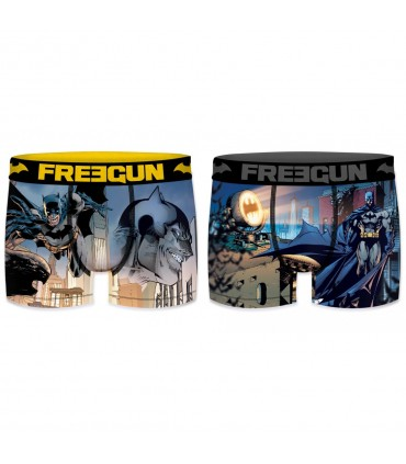 Lot de 2 boxers homme DC Comics Batman