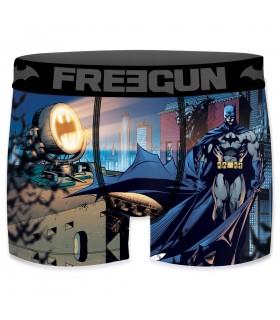 Boxer Garçon Freegun DC Comics Night Bleu