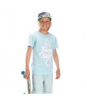 T-shirt Freegun garçon Rider