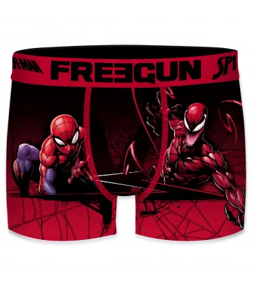 Boy's Spider Man Scorpio Red