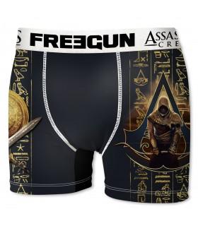 Lot de 5 Boxers Freegun garçon Assassin's Creed