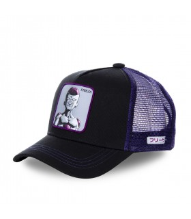 Casquette Capslab Dragon Ball Z Freezer noir