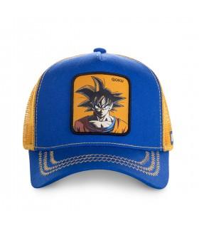 Casquette Capslab Dragon Ball Z Goku Bleu et Orange