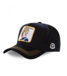 Casquette Homme Dragon Ball Z Vegeta CapsLabs