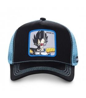 Men's Capslab Dragon Ball Z Vegeta Cap