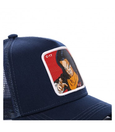 Casquette Homme Dragon Ball Z C-17 CapsLabs
