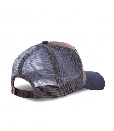 Casquette Capslab Dragon Ball Z C-18 Marron