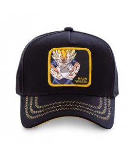 Men's Capslab Dragon Ball Z Majin Vegeta Cap