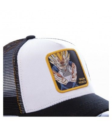 Casquette Homme Dragon Ball Z Majin Vegeta CapsLabs