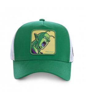 Casquette Capslab Dragon Ball Z Piccolo vert