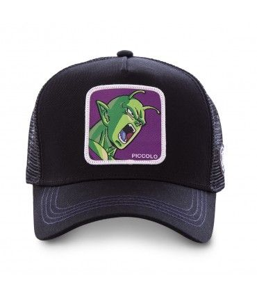 Casquette Capslab Dragon Ball Z Piccolo Noir