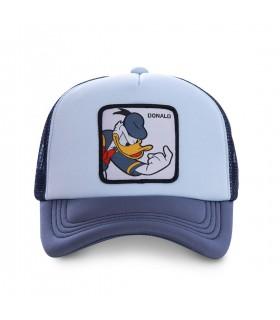 Casquette Capslab Disney Donald blanc