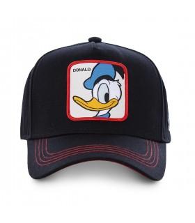 Casquette Capslab Disney Donald Noir