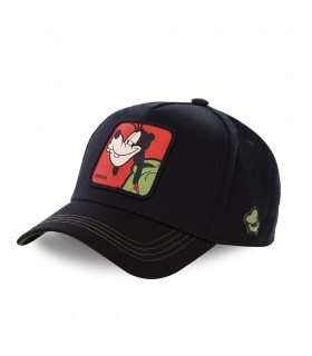 Casquette Capslab Disney Dingo Noir
