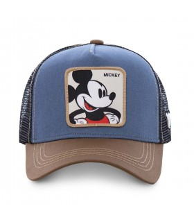 Casquette Capslab Disney Mickey bleu