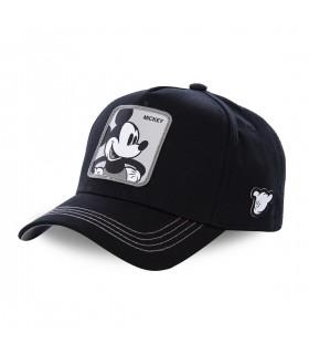 Casquette Capslab Disney Mickey Noir