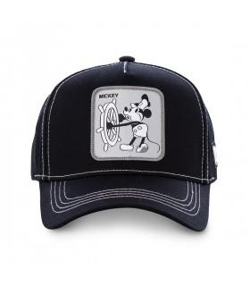 Casquette Capslab Disney Mickey Vintage Noir