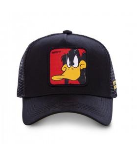 Casquette Casplab Looney Tunes Daffy Noir