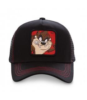 Casquette Capslab Looney Tunes Taz Noir
