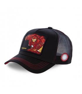 Men's Capslab Marvel Iron Man Cap