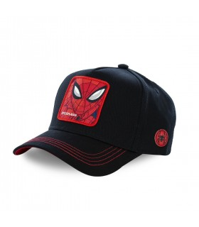 Casquette Capslab Marvel Spider-Man Noir
