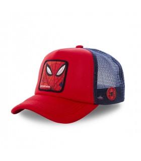 Men's Capslab Marvel Spider Man Cap