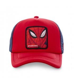 Casquette Capslab Marvel Spider-Man Rouge