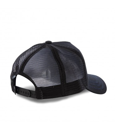 Casquette filet Capslab Marvel Venom Down Noir