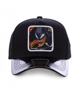 Casquette Capslab Marvel Venom Noir