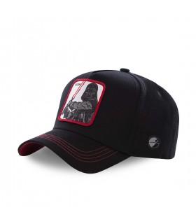 Casquette Capslab Star Wars Dark Vador Noir
