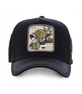 Casquette Capslab Star Wars Yoda Noir