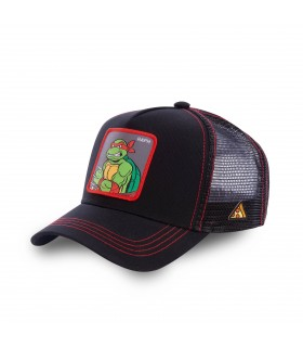 Casquette Homme Tortues Ninja Raph CapsLabs