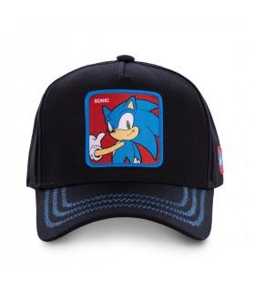 Casquette Capslab Sonic Noir