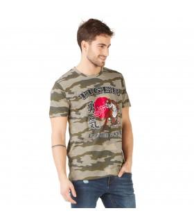 T-shirt homme Tiger Imprimé
