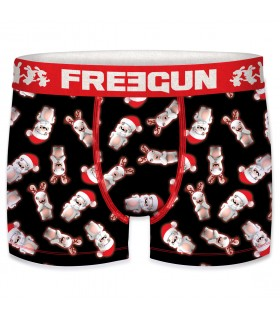 Boxer homme Lapins Crétins Christmas