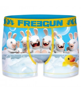 Pack of 4 men's Raving Rabbids Boxers