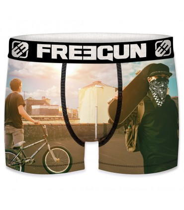 Boxer homme free ride freegun