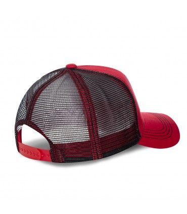 Casquette Capslab Sonic Rouge