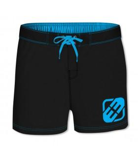 Boardshort court garçon Freegun Uni Bleu