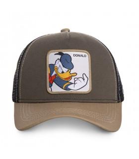 Casquette Capslab Disney Donald Marron