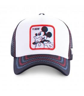 Casquette Capslab Disney Mickey Floatin* Blanc
