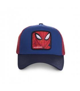 Casquette Capslab Marvel Spider-Man Noir et Rouge