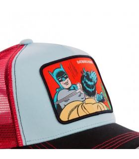 Casquette Capslab DC Comics Batman gris