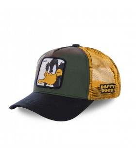Casquette Capslab Looney Tunes Daffy Camouflage