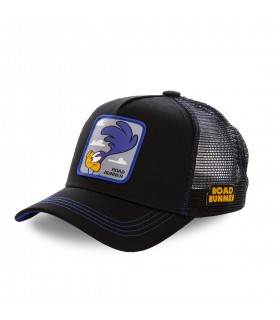 Men's Capslab Looney Tunes Beep Beep Black Cap