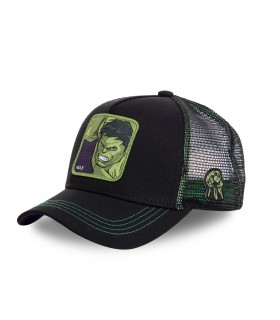 Men's Capslab Marvel Hulk Cap